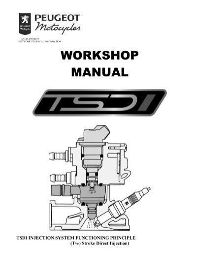 peugeot workshop manual tsdi injection system scootergrisen rh yumpu com