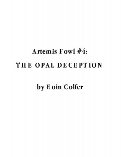 artemis fowl the seventh dwarf pdf free download