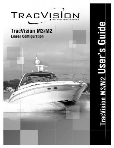tracvision m3 m2 user s guide linear configuration kvh rh yumpu com