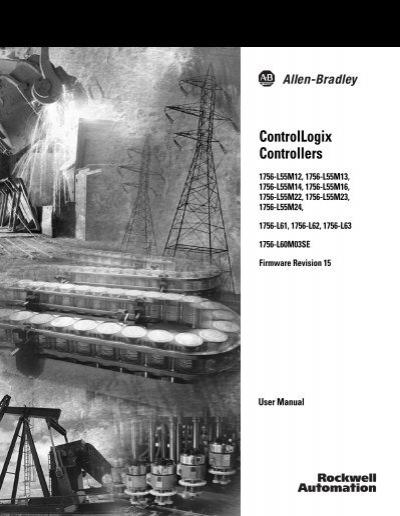 Controllogix L63 Manual