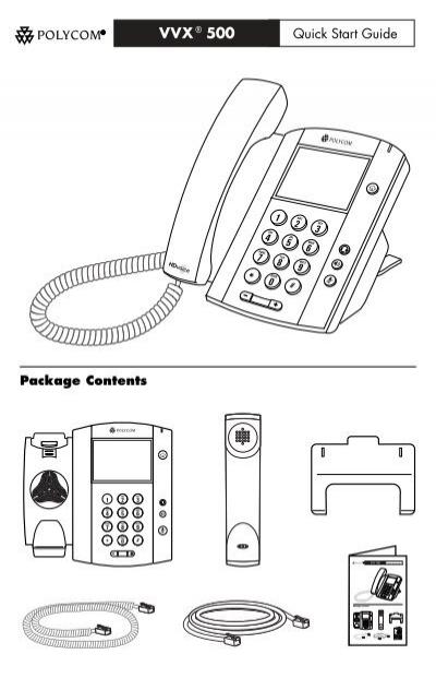 polycom 500 user guide