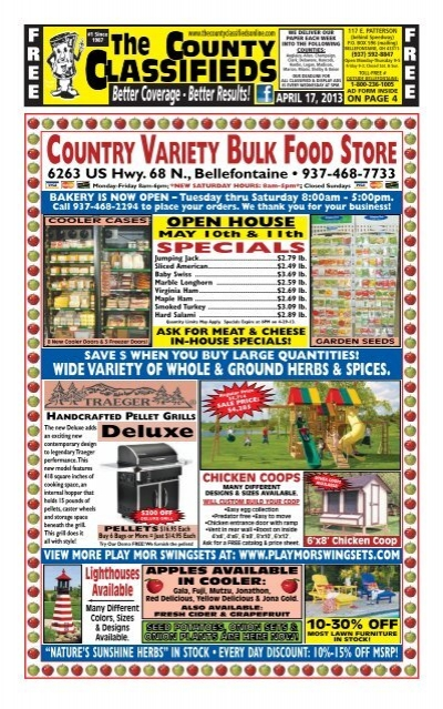 The County Classifieds Online
