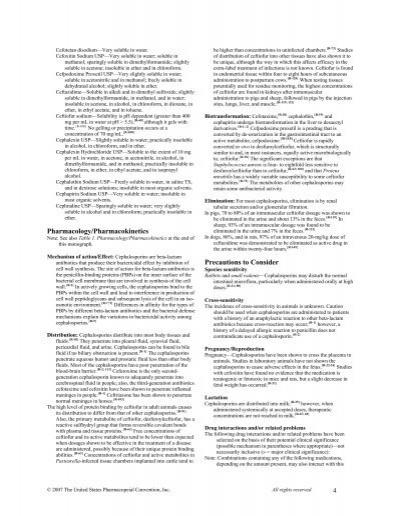 Cefotetan disodium—Very