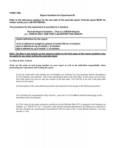 chem c2000 experiment manual pdf