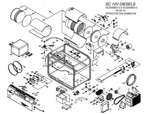 SC30006D12 & SC35006D12 - Hydro Tek Systems Pressure Washers | Hydrotek Dc Motor Wiring Diagram |  | Yumpu