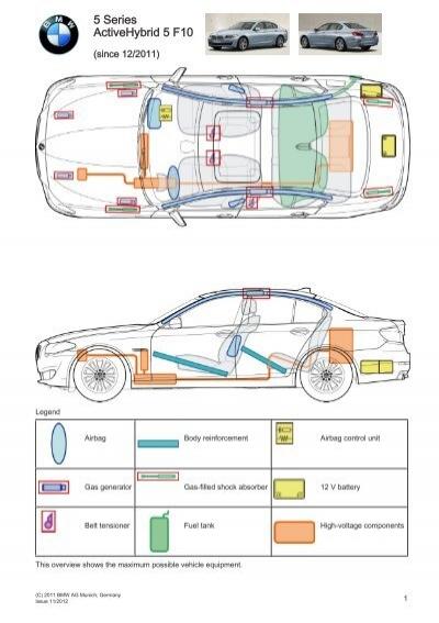 bmw 5 series active hybrid f10 emergency responder guide rh yumpu com Cisco Emergency Responder First Responder Graphics