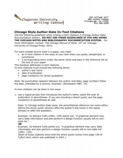 chicago style citation thesis paper How to cite a master's thesis accessed may 17  the university of chicago: chicago-style citation quick guide definition of a college thesis paper.
