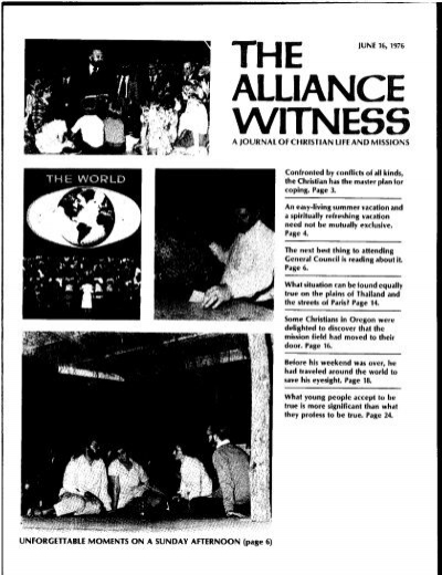 Page 6 And Alliance
