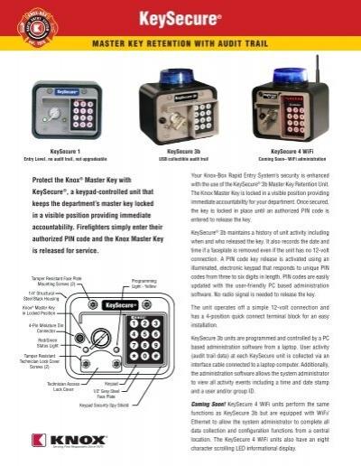 www yumpu com en image facebook 19895513 jpg Fire Department Lock Box Key
