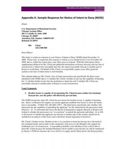 rebuttal letter template