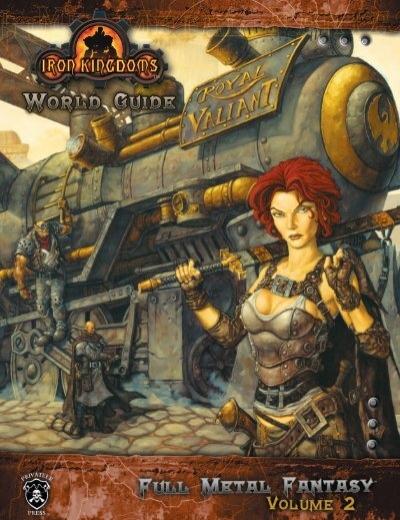 Iron Kingdom Captain Julian Helstrom Witchfire Trilogy