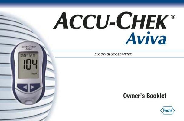 Accu Chek Aviva Net