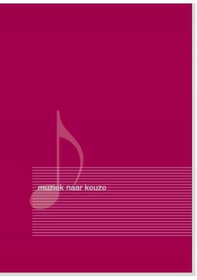 Muziekboek Den En Rust