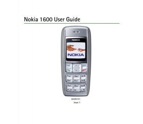 nokia 1600 user guide vodafone rh yumpu com nokia 1600 user guide avaya 1600 user guide