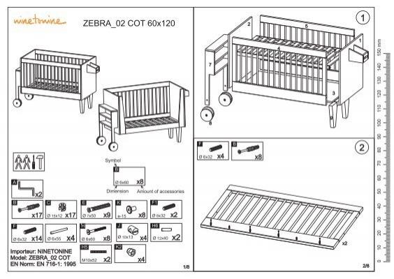 notice lit bebe evolutif meuble de salon contemporain. Black Bedroom Furniture Sets. Home Design Ideas