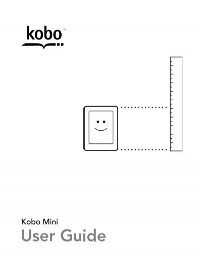 kobo mini user guide devdb rh yumpu com Kobo Mini Sleep Cover Mini Kobo BLUEFLY
