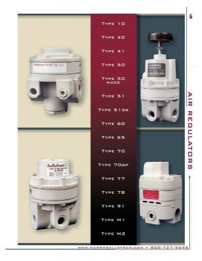 1//4 NPT F 2-25 psi 1//4 NPT Marsh Bellofram F Bellofram 960-003-000 Pressure Regulator