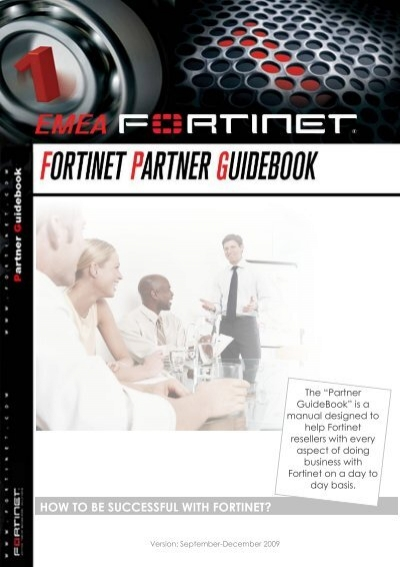 FOLLOW FORTINET ORDERING