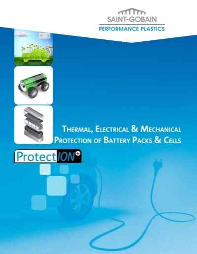 protection leaflet saint gobain performance plastics foams. Black Bedroom Furniture Sets. Home Design Ideas