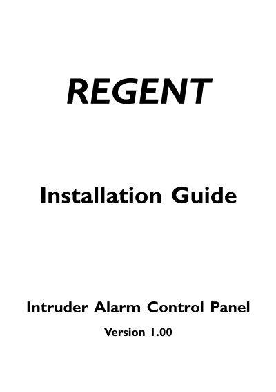 regent engineer manual pdf 375kb
