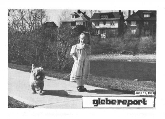 June 11 1993 Glebe Report