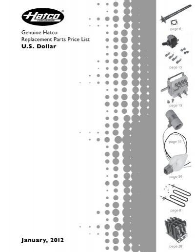 Hatco R02.08.102D.00 Element Gr24 500W 208 Volt .260 Kit