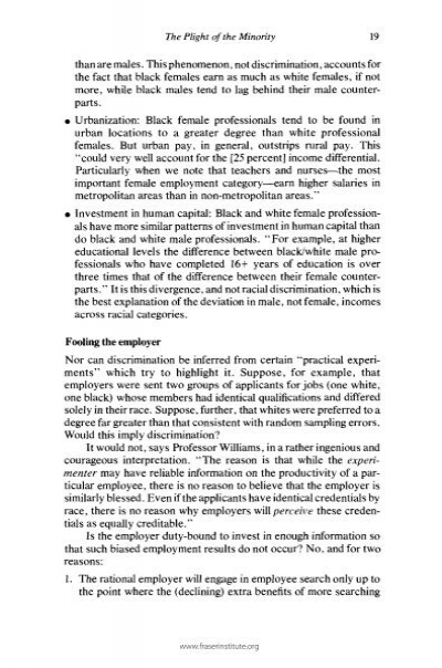 "an introduction to the failures of affirmative action Affirmative action is not even worthy of working on because it is not real change it is only cosmetic the point of the book is not to provide detailed methods to ""solve"" this crisis, but alexander does lay out several of the things that will need to be changed: the private prison system, law enforcement profiling and incentives, and our."
