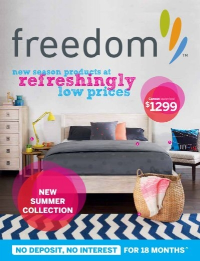 Refreshingly Freedom Furniture
