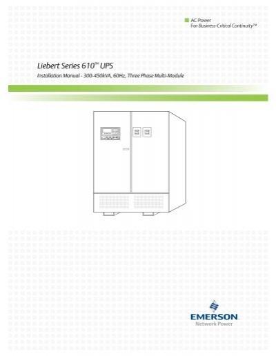 Liebert Ups Wiring Diagram : Ups liebert wire free download wiring diagram