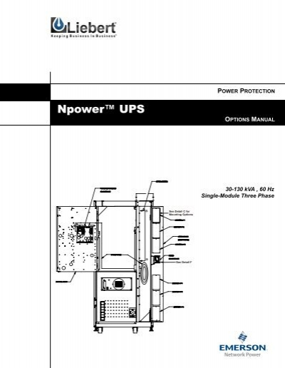 sl 24533 book sl 24533 fc fm emerson network power rh yumpu com Emerson PSC Motor Wiring Diagram Emerson Electric Motor Diagram