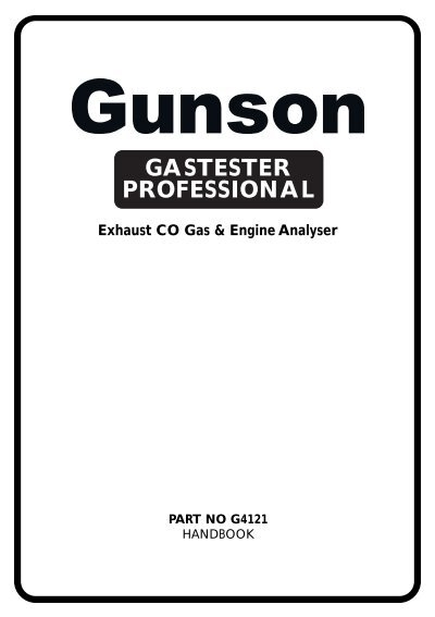 gunson g