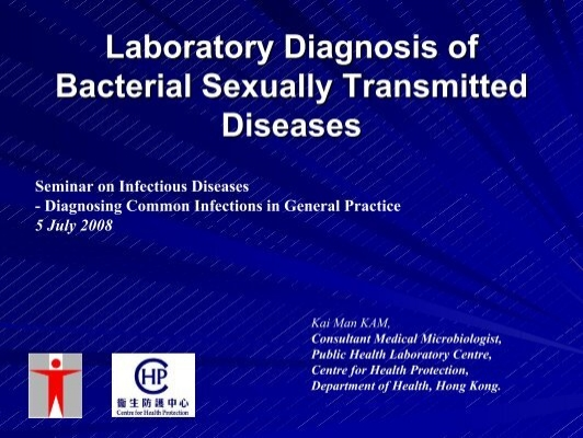 Lab diagnosis of sexually transmitted infections