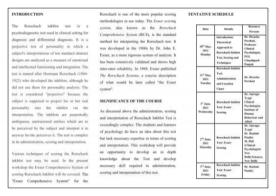 introduction rorschach is rh yumpu com Rorschach Test Cards Rorschach Test Cards