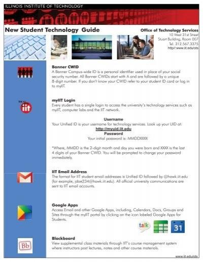 myiit student portal
