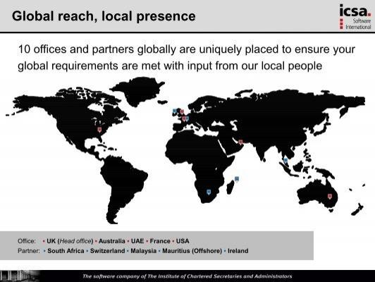 Global reach local prese malvernweather Gallery