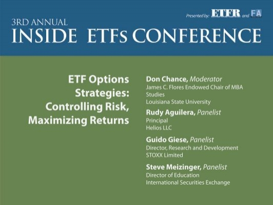 Index etf options strategy