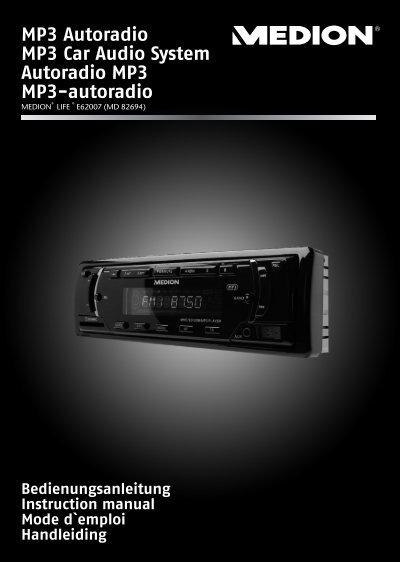 Becker mp3 autoradio mp3 car audio system autoradio mp3 medion publicscrutiny Images