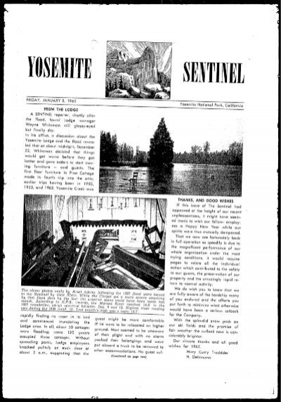 1965 Pdf Sargent Shirley A œperpetual Wonder A Yosemite Sentinel