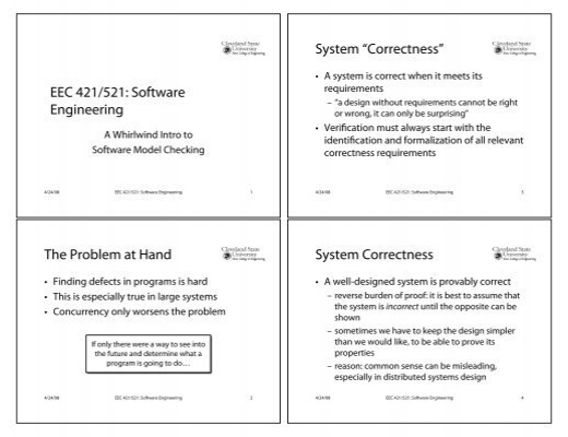 Eec 421 521 Software Engineering The Problem At Hand System