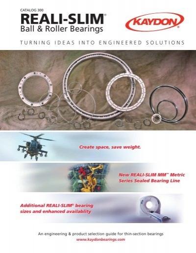Machined Needle Roller Bearing FACTORY NEW! IKO TAF475720 Single lip