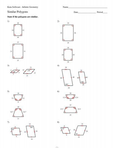 math worksheet : area of polygons worksheet kuta  worksheets for education : Kuta Math Worksheet