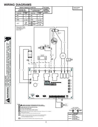 wiring diagrams remote th