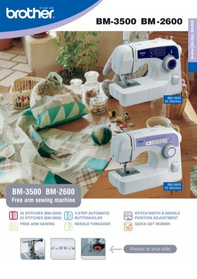 BM40 BM40 Free Arm Sewing Machine Brother New Brother Bm 2600 Sewing Machine Price