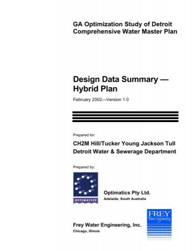 Hybrid plan detroit water and sewerage department publicscrutiny Image collections