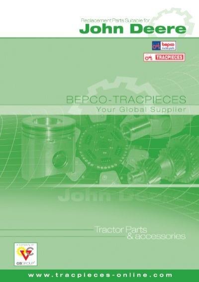 6900 John Deere 4045t 6800 6400 6810 6910 6068t cilindro con émbolo 3410