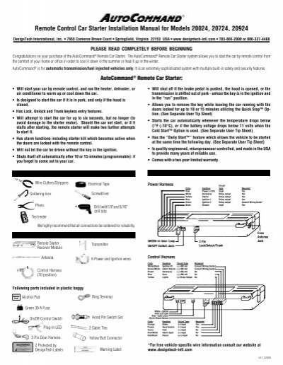 Remote Control Car Starter Installation Manual for ... on automotive electrical diagrams, power steering system diagrams, delta transformers diagrams, ford fuel system diagrams, car battery diagrams, car starting problems diagrams, car wire harness diagrams, car steering diagrams, car exhaust diagrams, car suspension diagrams, car starter motor diagram, car kill switch diagrams, car system diagram, car starter battery, transformer connection diagrams, starting and charging systems diagrams, small engine carburetor diagrams, car electrical diagrams, freight car diagrams, car water pump diagram,