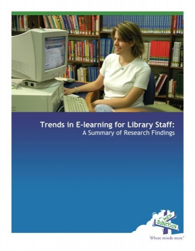 use of e learning library