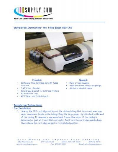 2 Print The Purge6 Tif I Manual Guide