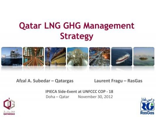 Qatar LNG Heart: Ras Laff