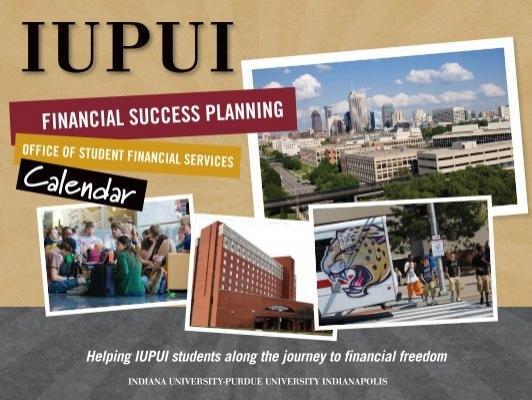 Iupui Fall 2022 Calendar.Iupui Financial Success Planning Calendar